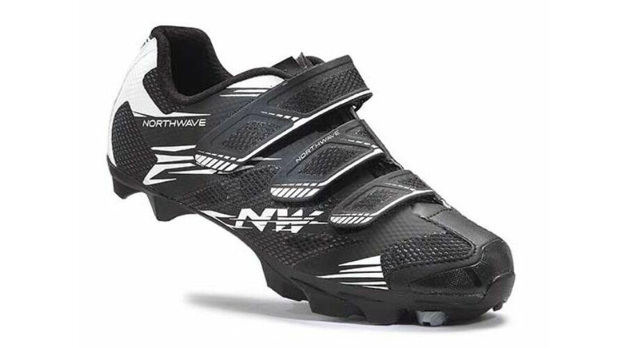 NORTHWAVE Cipő MTB KATANA 2 3S WMN fekete fehér  9530693b31