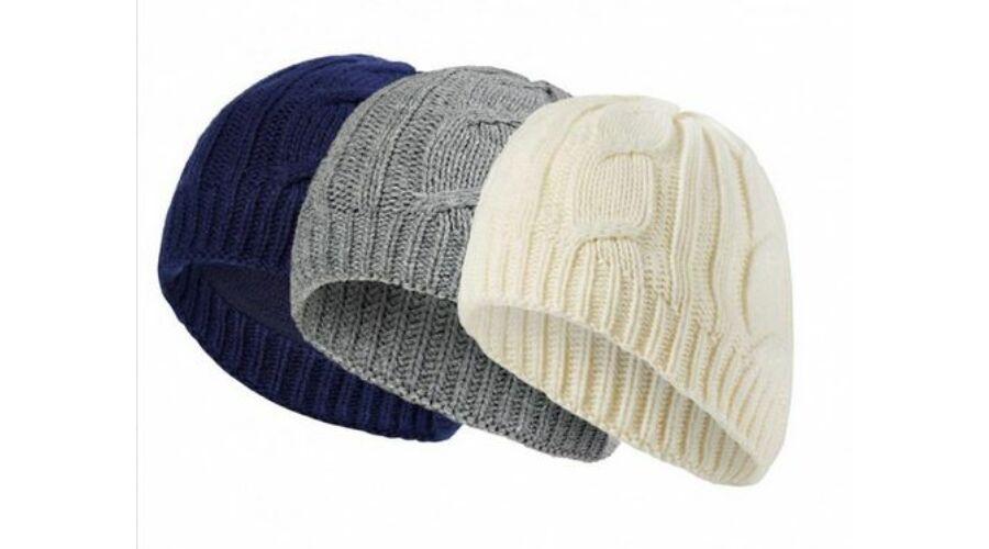 Sealskinz Waterproof Cable Knit Beanie Hat  2b29300db47