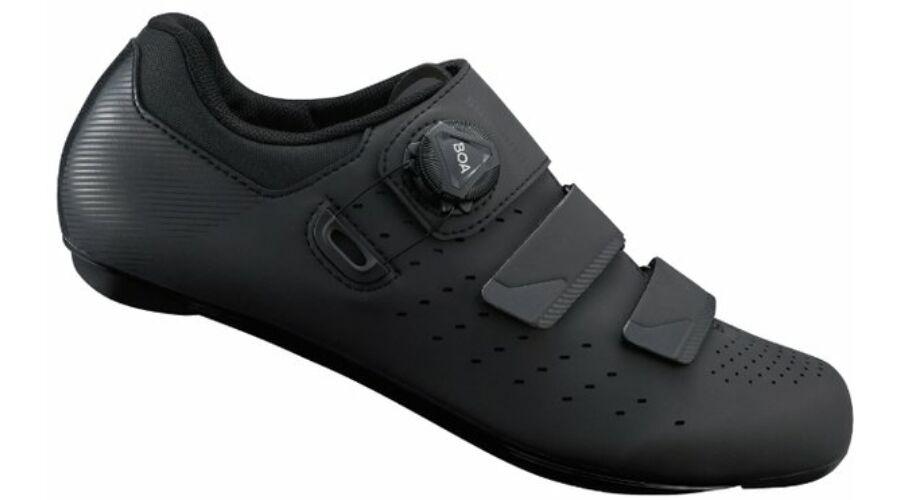 Shimano Cipő Országúti RP4 fekete  43421eb5ec