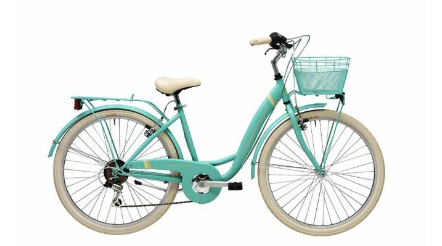 ADRIATICA PANDA 26 quot  6s 2018 női City Kerékpár zöld 018b72050c
