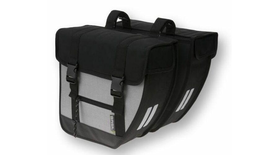 d43e0d5dd020 BASIL Táska Csomagtartóra 2 részes TOUR XL   Kerékpár táskák ...