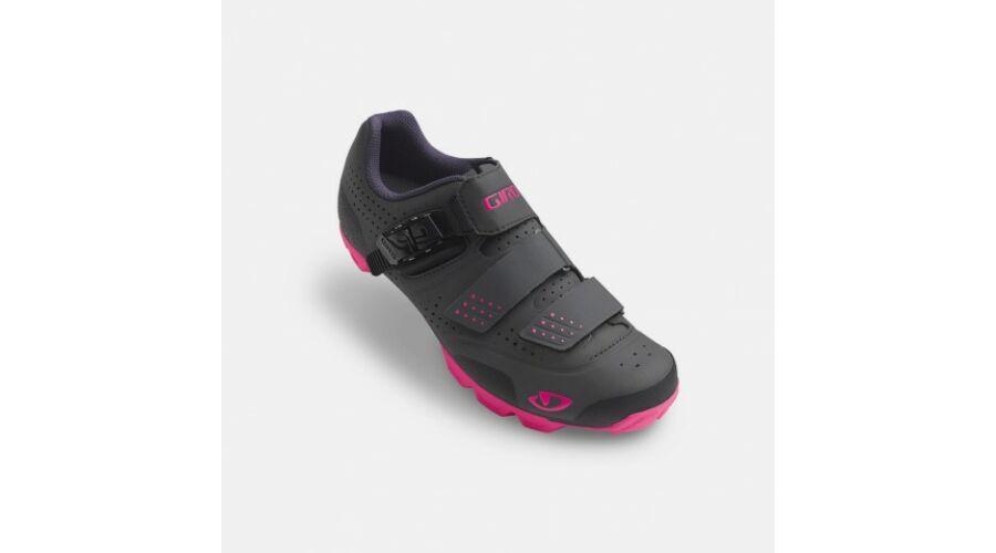 Giro Manta R Dark Shadow Bright Pink kerékpáros cipő e0ea7c4f02
