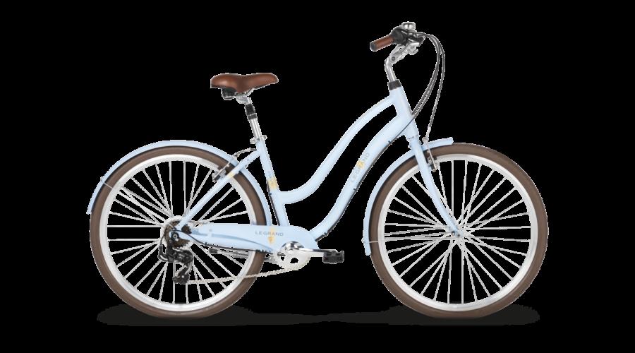 Le Grand Pave 2 2018 női City Kerékpár sky blue glossy b192d50035