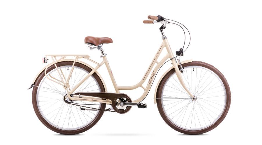 ROMET TURING 3S 2019 női City Kerékpár bézs 4a47f35ad4