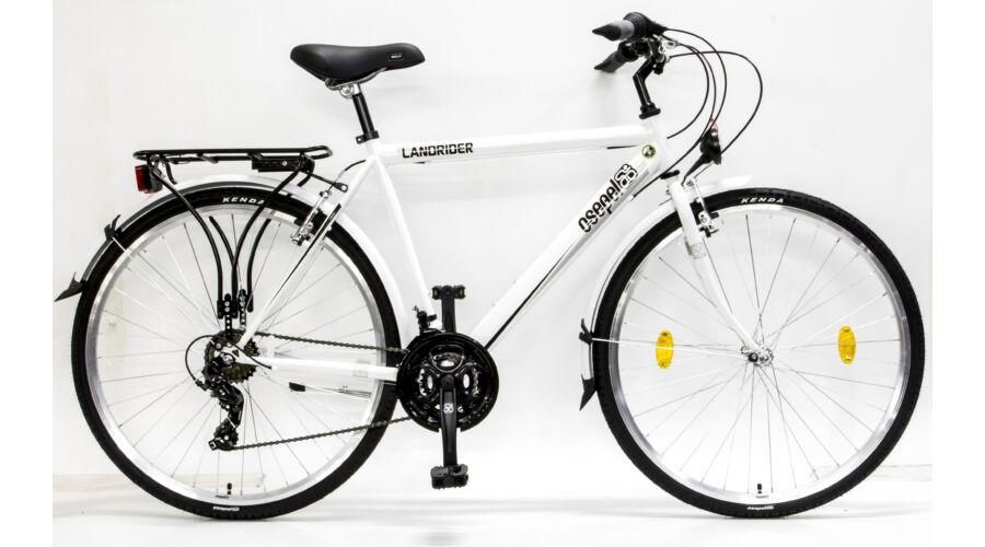 c1273b1bac95 Schwinncsepel LANDRIDER 28/19 FFI 21S 2017 férfi Trekking Kerékpár fehér