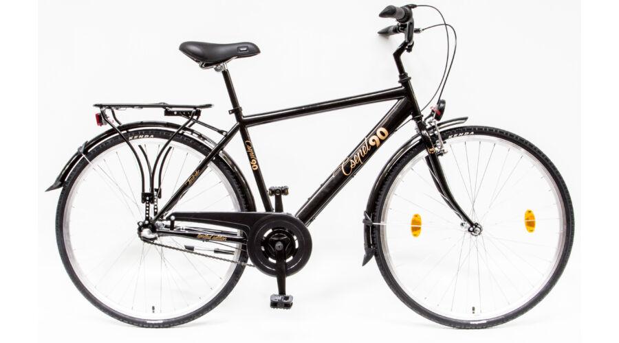 8f95e3ae377a Schwinncsepel LANDRIDER 28/19 N3 90 LIMITÁLT férfi Trekking Kerékpár fekete  Katt rá a felnagyításhoz