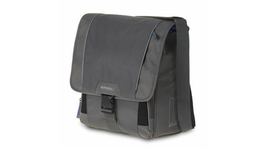 BASIL Táska Csomagtartóra 1 részes Sport Design Válltáska szürke 950022a80e