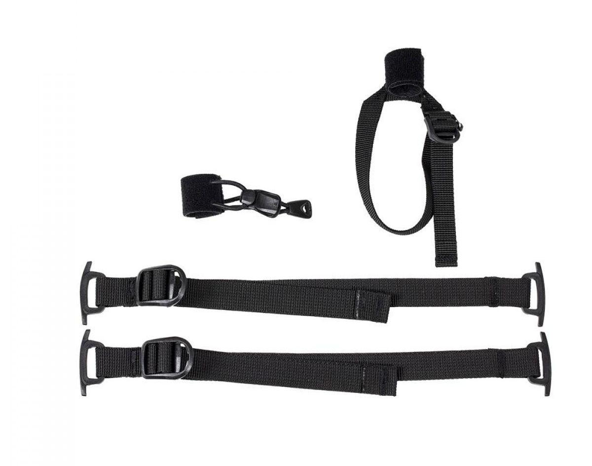bfcb9c9ac159 Ortlieb 2 COMPRESSION STRAPS AND A TREKKING POLE HOLDE | Kerékpár táskák |  Kerépár Webshop | Akciós kerékpárok