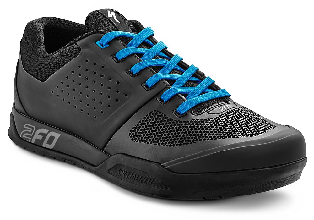 10f4723bce97 Specialized 2FO flat MTB shoe blk/neon blu | Kerékpáros cipők | Kerépár  Webshop | Akciós kerékpárok